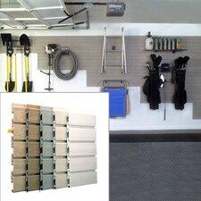 4' Heavy Duty Garage Organizer Slatwall