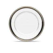 "Austin 6.5"" Platinum Bread and Butter Plate"