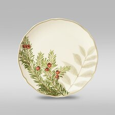 "<strong>Noritake</strong> Berries and Brambles 7"" Cake Plate"