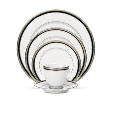 Austin Platinum 5 Piece Place Setting