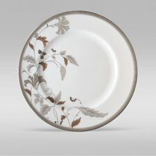 "Islay 10.75"" Platinum Dinner Plate"