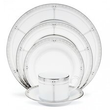 Palmer Platinum 5 Piece Place Setting