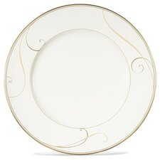 "Golden Wave 11"" Dinner Plate"