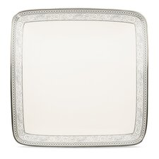 "Cirque 7.5"" Small Square Accent Plate"
