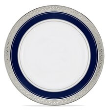 "Crestwood Cobalt Platinum 6.25"" Bread and Butter Plate"