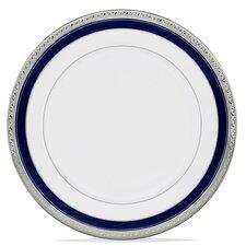 """Crestwood Cobalt Platinum 10.5"""" Dinner Plate"""