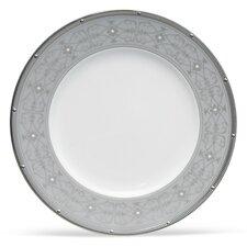 "Rochelle Platinum 9"" Accent Plate"