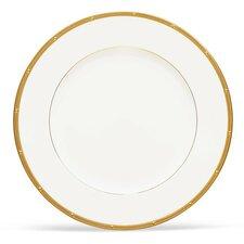"""Rochelle Gold 10.25"""" Dinner Plate"""