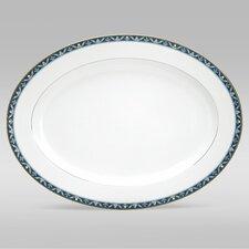 "Pearl Majesty 16"" Oval Platter"