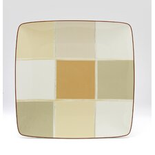 Mocha Java Large Square Accent Plate