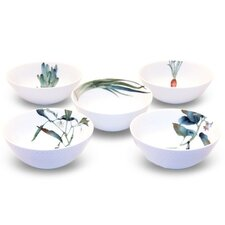 Kyoka Syunsai 16 oz. Bowl (Set of 5)