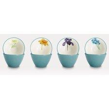 Colorwave 7.2 oz. Floral Mini Bowl (Set of 4)