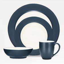 Colorwave Rim 4 Piece Place Setting