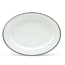 Regina Platinum Oval Platter