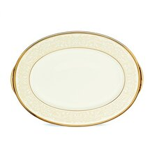 White Palace Oval Platter