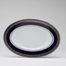 Crestwood Cobalt Platinum Butter Dish