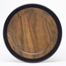 "<strong>Noritake</strong> Kona Wood 13"" Charger"
