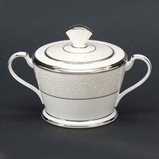 Silver Palace 12 oz. Sugar Bowl with Cover