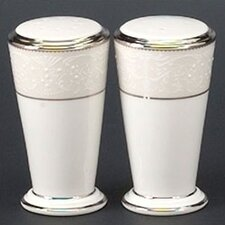 "Silver Palace 3 1/2"" Salt & Pepper Shaker Set"