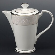 <strong>Noritake</strong> Silver Palace 48 oz Coffee Server