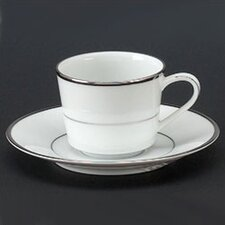Spectrum 3 oz. After Dinner Cup and Saucer