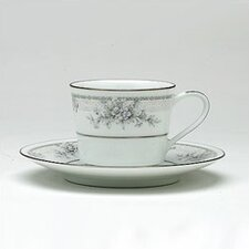 <strong>Noritake</strong> Sweet Leilani 3 oz. After Dinner Cup and Saucer