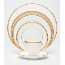 Rochelle Gold Dinnerware Collection