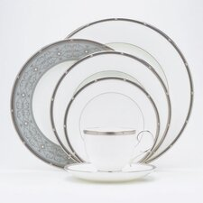 Rochelle Platinum Dinnerware Collection