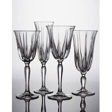 Vendome Clear Glassware Collection