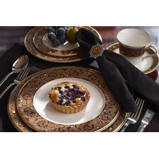 <strong>Noritake</strong> Xavier Gold Dinnerware Set