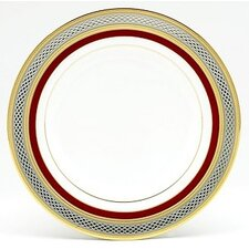 "<strong>Noritake</strong> Ruby Coronet 6.5"" Bread and Butter Plate"
