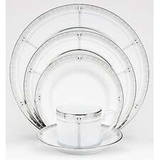 Palmer Platinum Dinnerware Set