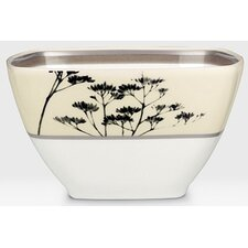 "Twilight Meadow 4.25"" Small Square Bowl"