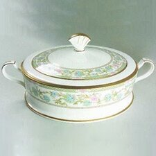 <strong>Noritake</strong> Yoshino 64 oz. Covered Vegetable Bowl