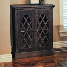 Haven Lattice Cabinet