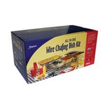24-Piece Kingsmen Chafing Rack Kit