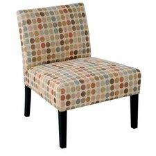 Nate Retro Egg Slipper Chair