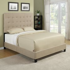 <strong>Handy Living</strong> Byanca Queen Panel Bed