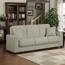<strong>Handy Living</strong> Puebla Convert-a-Couch Full Sleeper Sofa