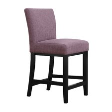 "Oslo 24"" Bar Stool with Cushion"