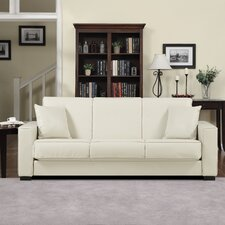 <strong>Handy Living</strong> Puebla Convert-a-Couch® Full Sleeper Sofa
