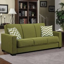 <strong>Handy Living</strong> Puebla Convert-a-Couch Convertible Sofa