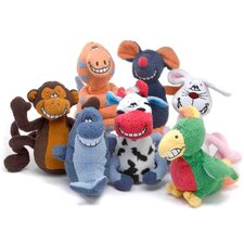 Deedle Dudes & Look Whose Talking Animal Plush