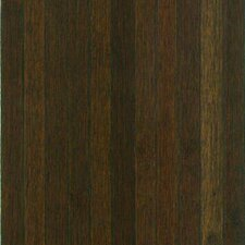 "20"" Bamboo Floor Tile Flooring in Dark Brown"