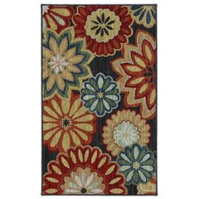 Crossroads Black Ashbury Rug