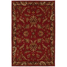 Knightsen Red Walnut Park Rug