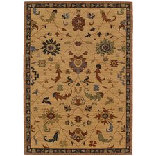 English Manor Preston Beige Area Rug