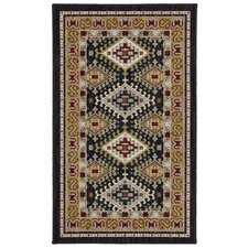 Crossroads Black Addison Rug