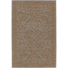 Elan Robin's Egg Shelley Brown Area Rug