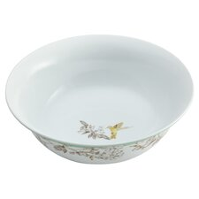 "Fruitful Nectar Porcelain 10"" Round Serving Bowl"